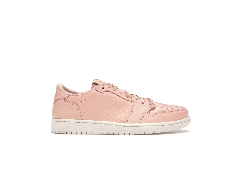 Air Jordan 1 Retro Low Swooshless Arctic Orange
