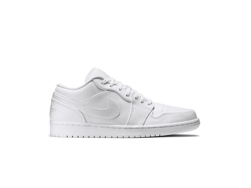 Air Jordan 1 Retro Low White