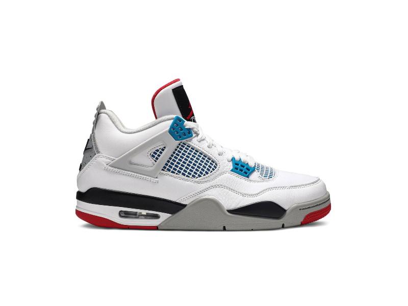 Air Jordan 4 Retro SE What The 4