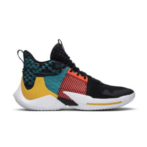 Air Jordan Why Not Zer0.2 Black History Month