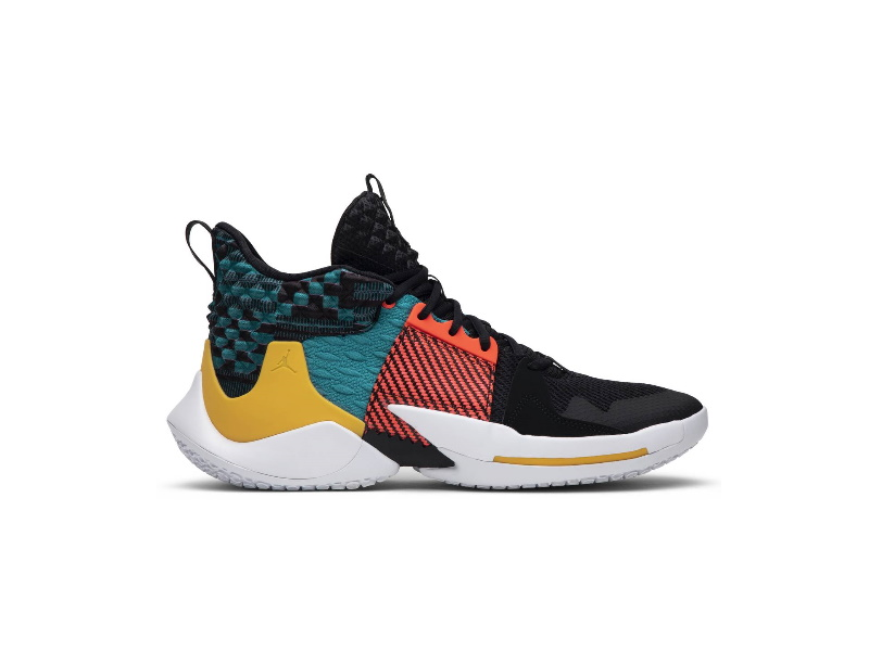Air Jordan Why Not Zer0.2 Black History Month
