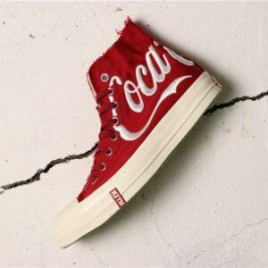 Converse Kith x Coca Cola x Chuck 70 Hi America 1
