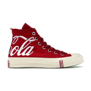Converse Kith x Coca Cola x Chuck 70 Hi America