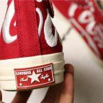 Converse Kith x Coca Cola x Chuck 70 Hi America 8