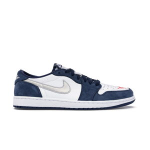 Eric Koston x Air Jordan 1 Low SB Midnight Navy