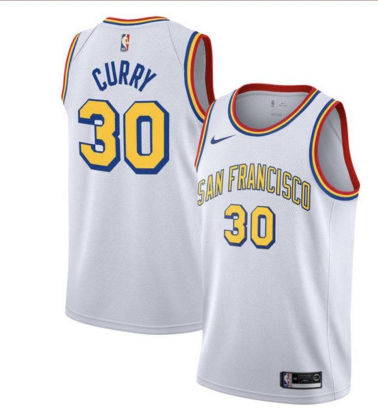 Это новые джерси 'Сан-Франциско' для Golden State Warriors?