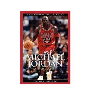Kniga Michael Jordan A Biography