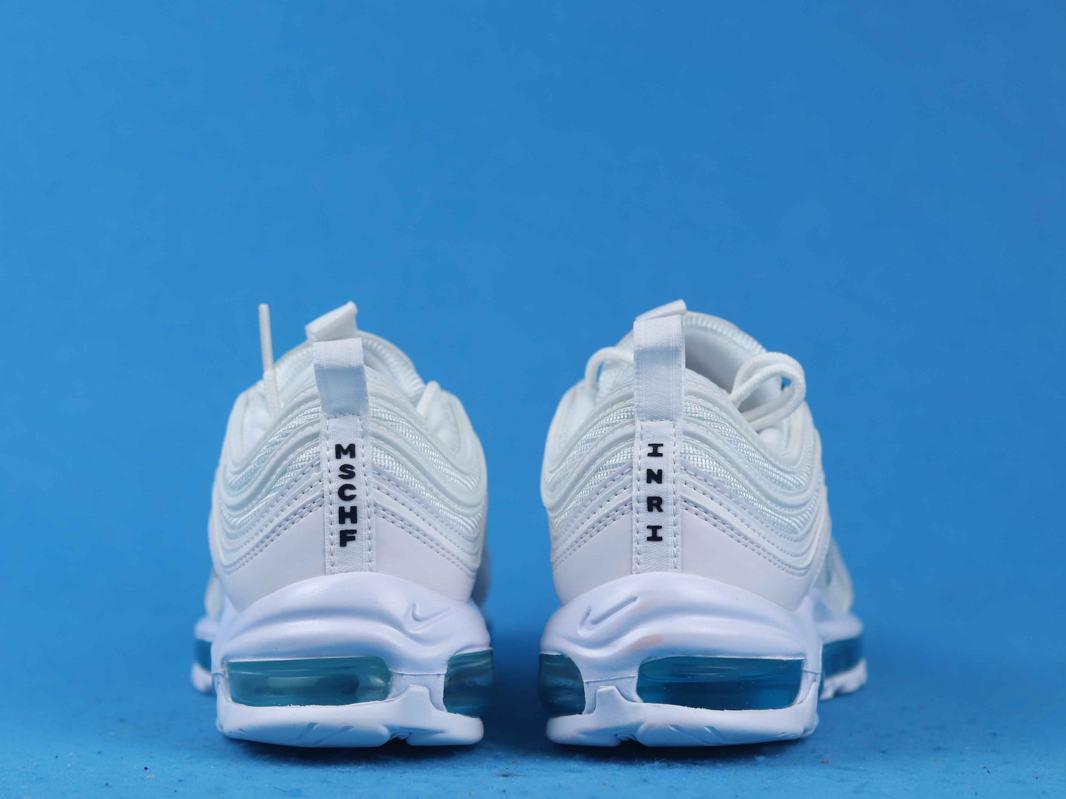 MSCHF x INRI x Air Max 97 Jesus Shoes Custom 3