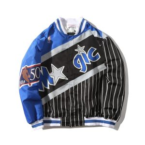 NBA Orlando Magic 2019 Jacket Blue