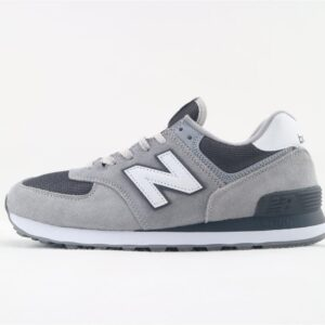 New Balance 574 Grey Black 1