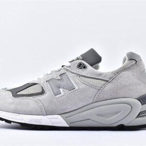 New Balance 990 V2 Kith Grey 1