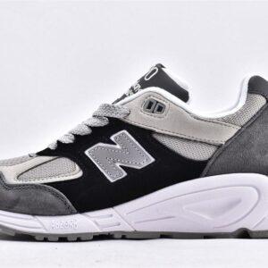 New Balance 990v2 Silver Mink 1