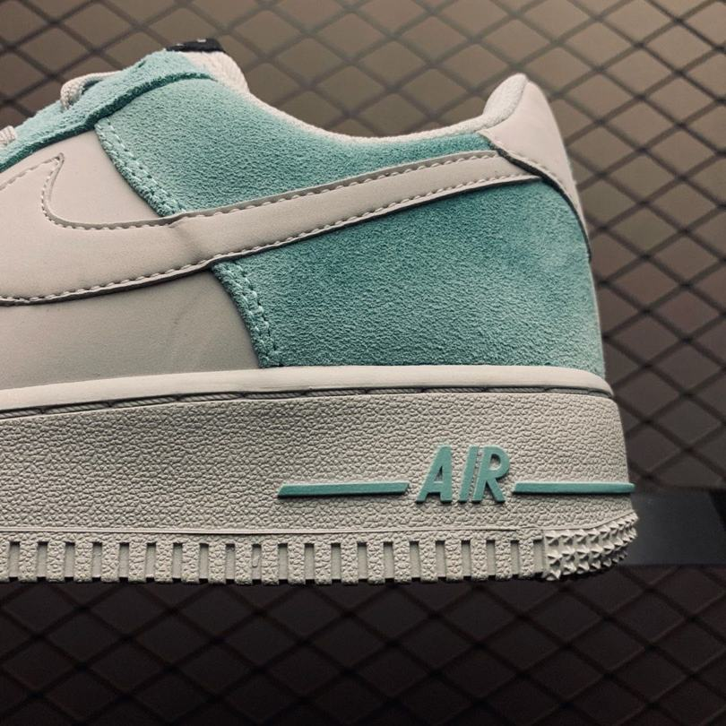 Nike Air Force 1 GS Island Green 4