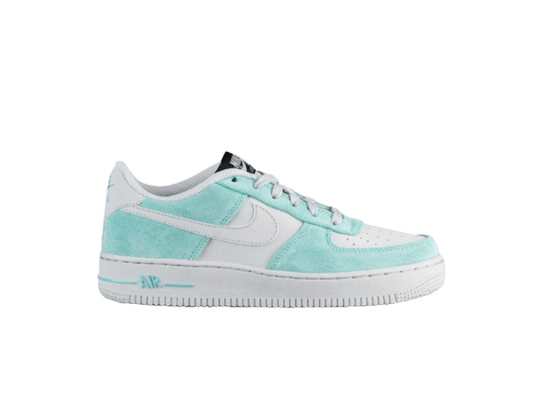 Nike Air Force 1 GS Island Green