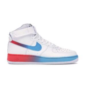 Nike Air Force 1 High 07 LV8 Blue Ember Glow