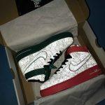 Nike Air Force 1 High 07 LV8 China Hoop Dreams 10