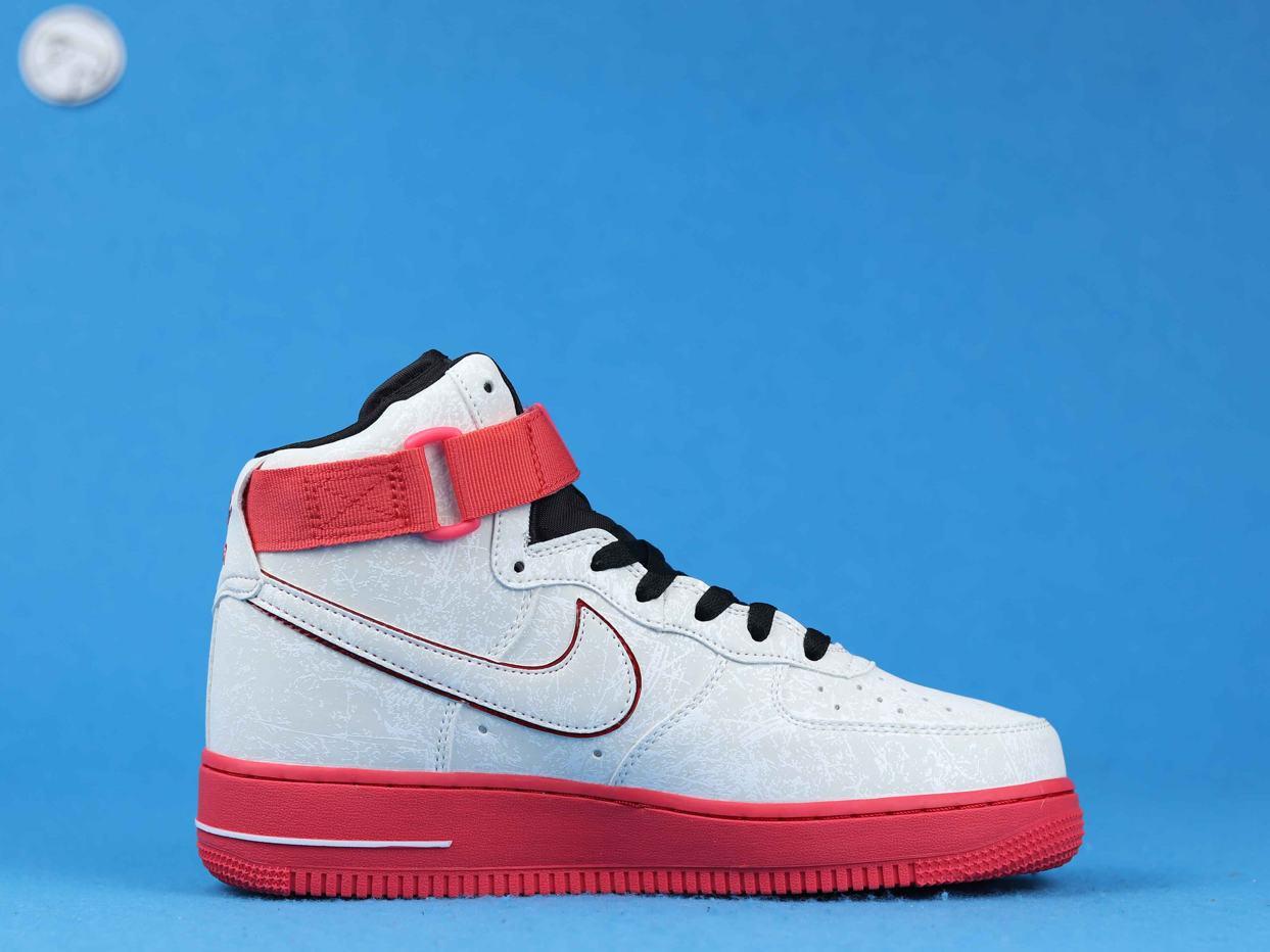 Nike Air Force 1 High 07 LV8 China Hoop Dreams 2