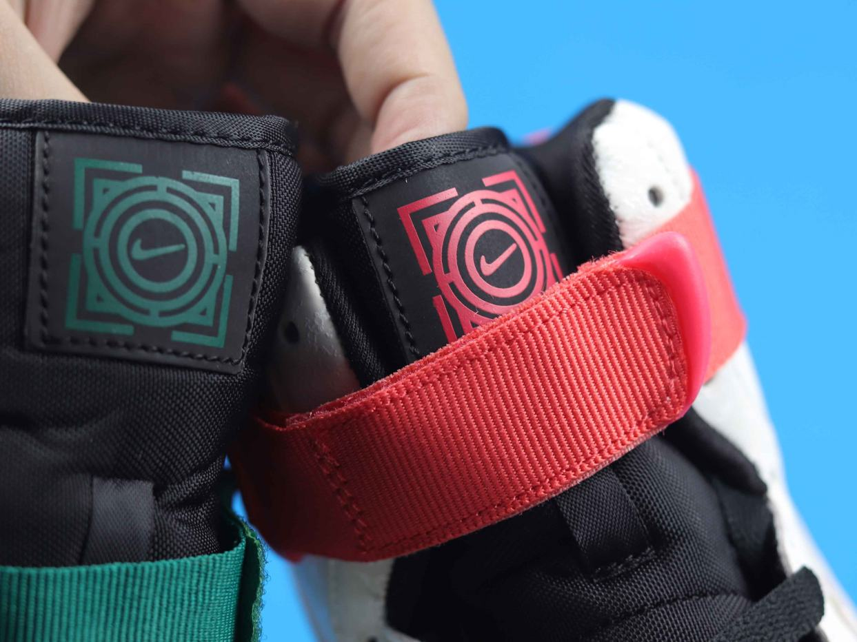 Nike Air Force 1 High 07 LV8 China Hoop Dreams 6