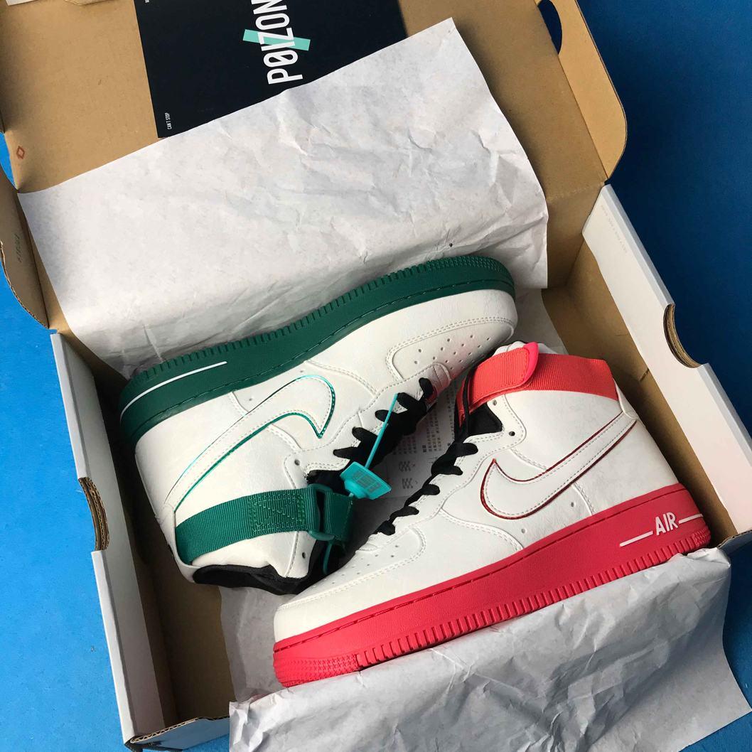 Nike Air Force 1 High 07 LV8 China Hoop Dreams 9