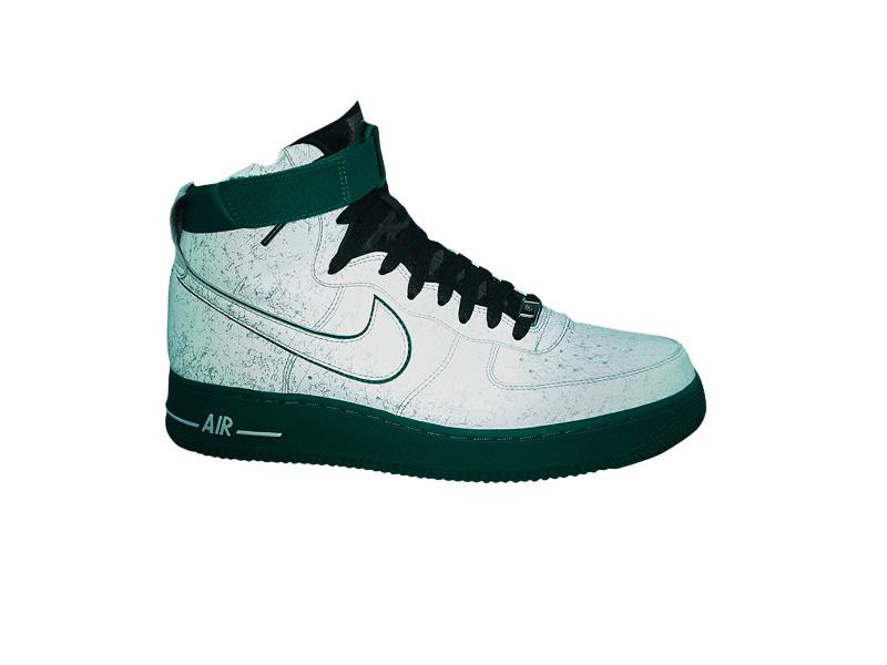 Nike Air Force 1 High 07 LV8 China Hoop Dreams