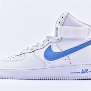 Nike Air Force 1 High 07 Photo Blue 1