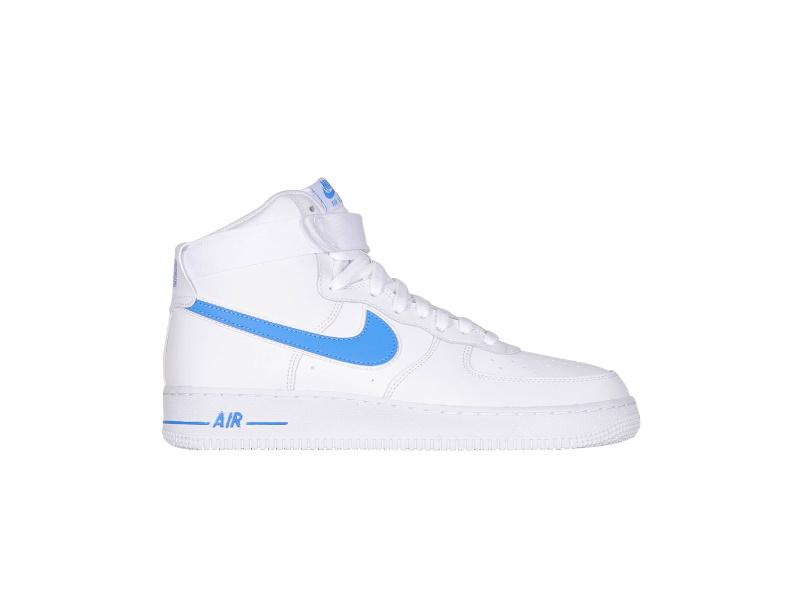 Nike Air Force 1 High 07 Photo Blue