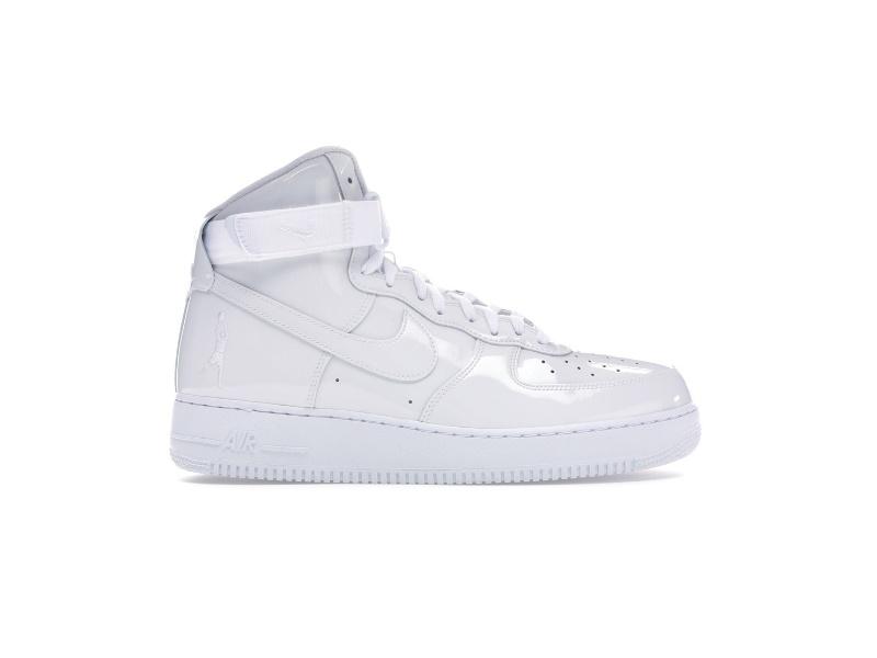 Nike Air Force 1 High QS Sheed Triple White