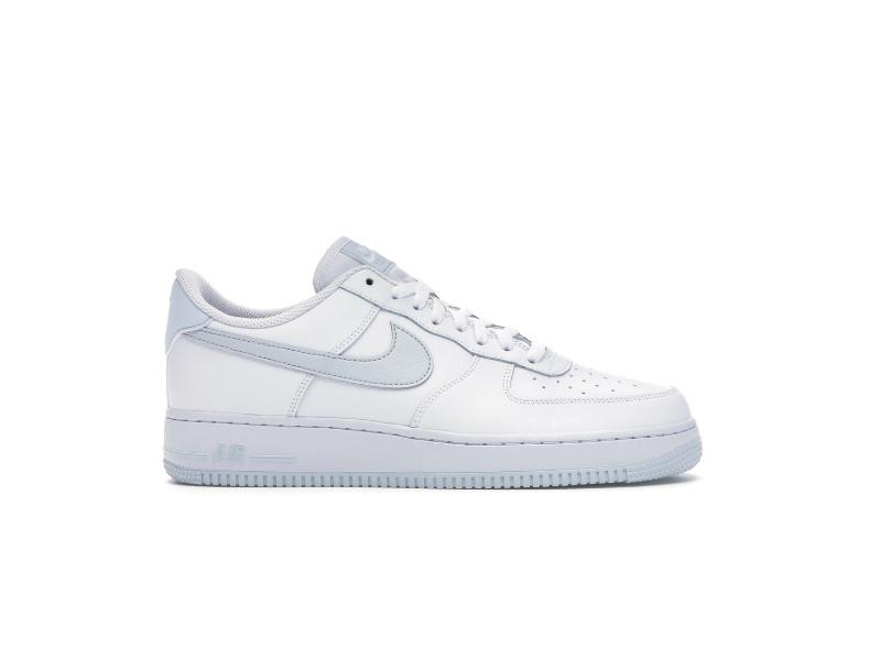 Nike Air Force 1 Low 07 White Metallic Silver