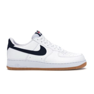 Nike Air Force 1 Low 07 White Obsidian