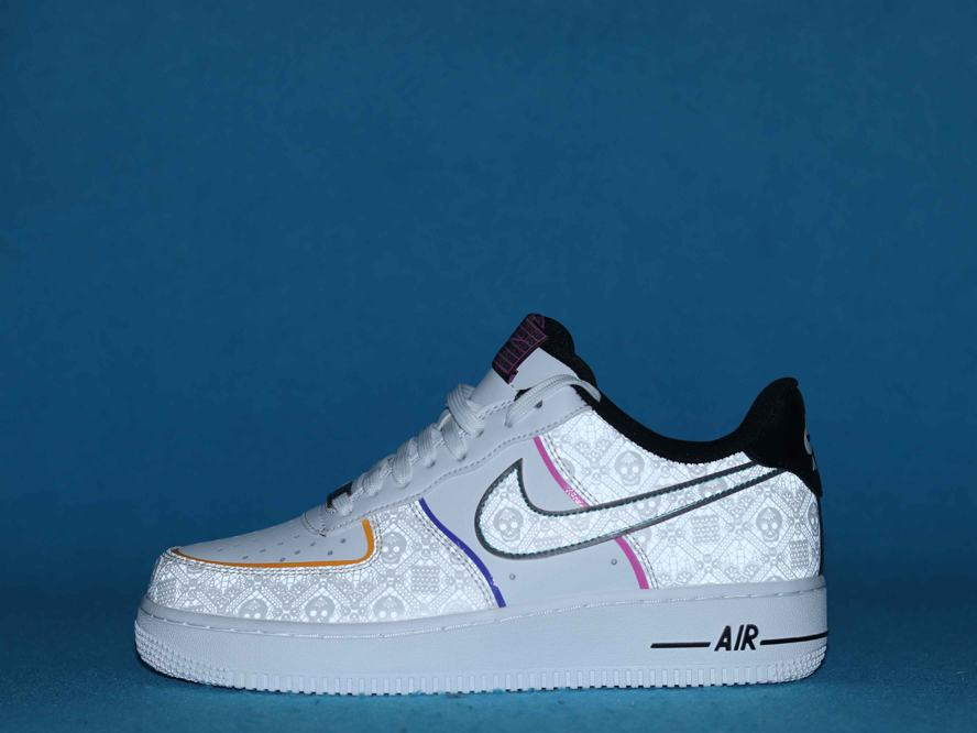Nike Air Force 1 Low Day of the Dead 2019 2