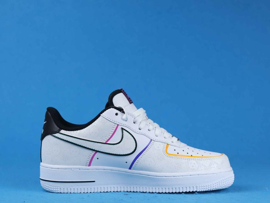 Nike Air Force 1 Low Day of the Dead 2019 3