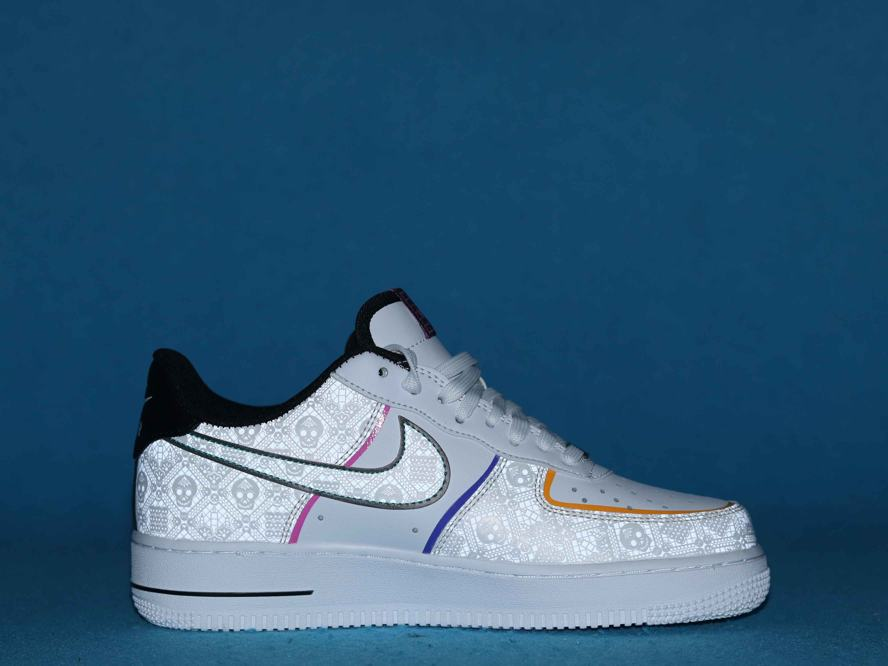 Nike Air Force 1 Low Day of the Dead 2019 4