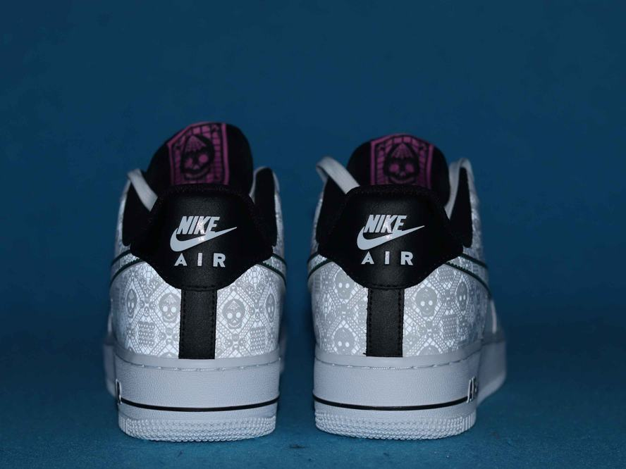 Nike Air Force 1 Low Day of the Dead 2019 6