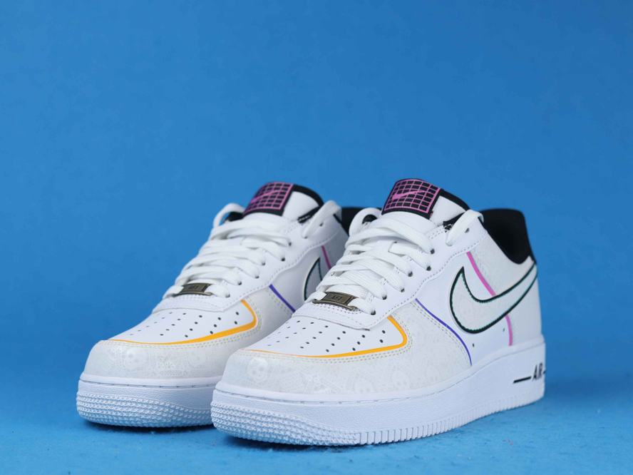 Nike Air Force 1 Low Day of the Dead 2019 7
