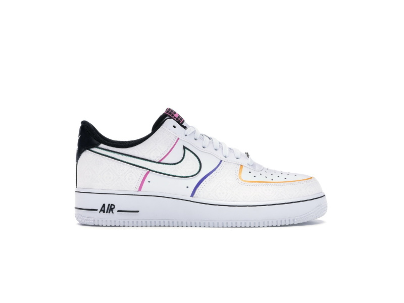 Nike Air Force 1 Low Day of the Dead 2019