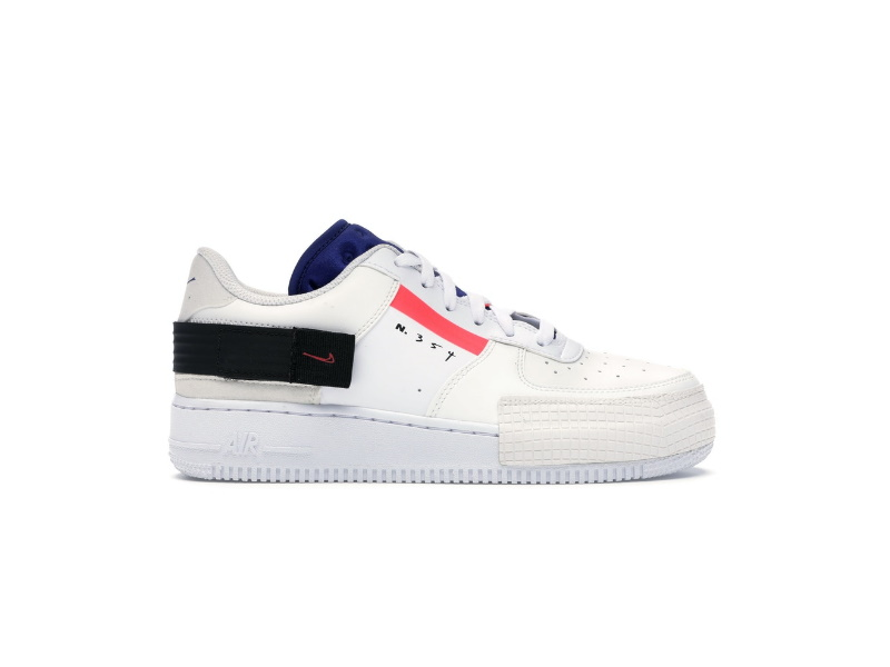 Nike Air Force 1 Low Drop Type GS Summit White
