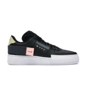 Nike Air Force 1 Low Drop Type Pink Tint