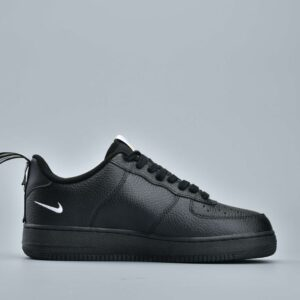 Nike Air Force 1 Low Utility Black White 1