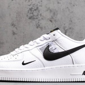 Nike Air Force 1 Low Utility White Black 1