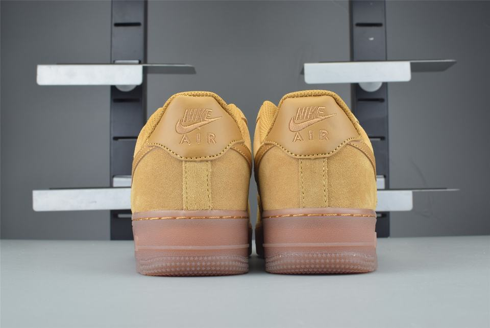 Nike Air Force 1 Low Wheat 2019 GS 3