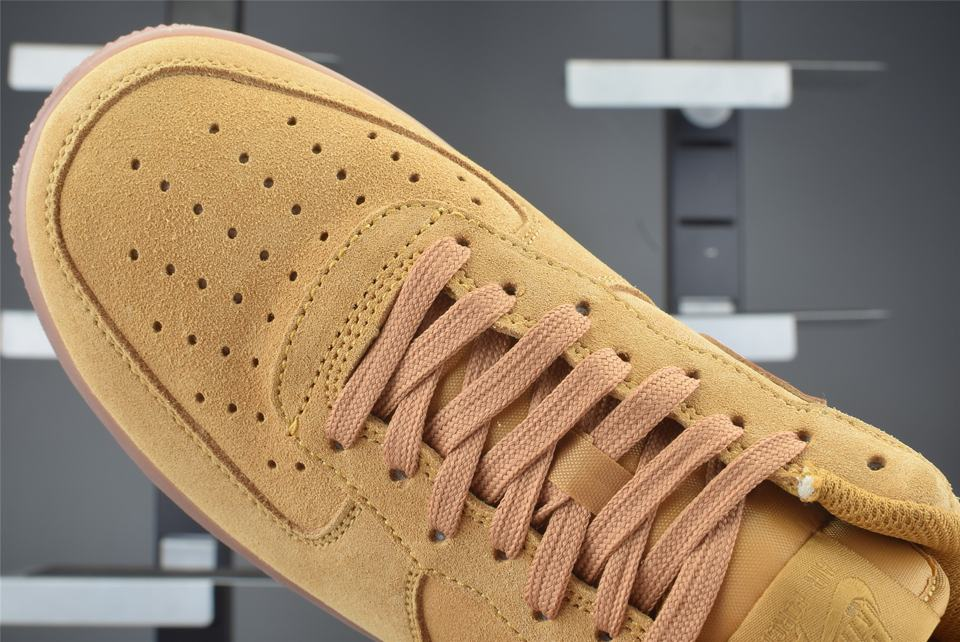 Nike Air Force 1 Low Wheat 2019 GS 5