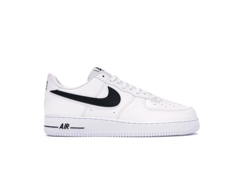 Nike Air Force 1 Low White Black 2018