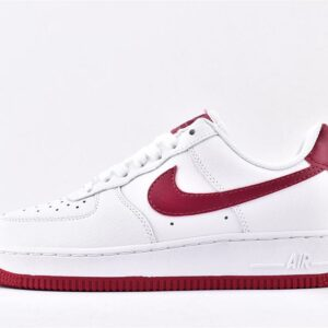 Nike Air Force 1 Low White Wild Cherry W 1