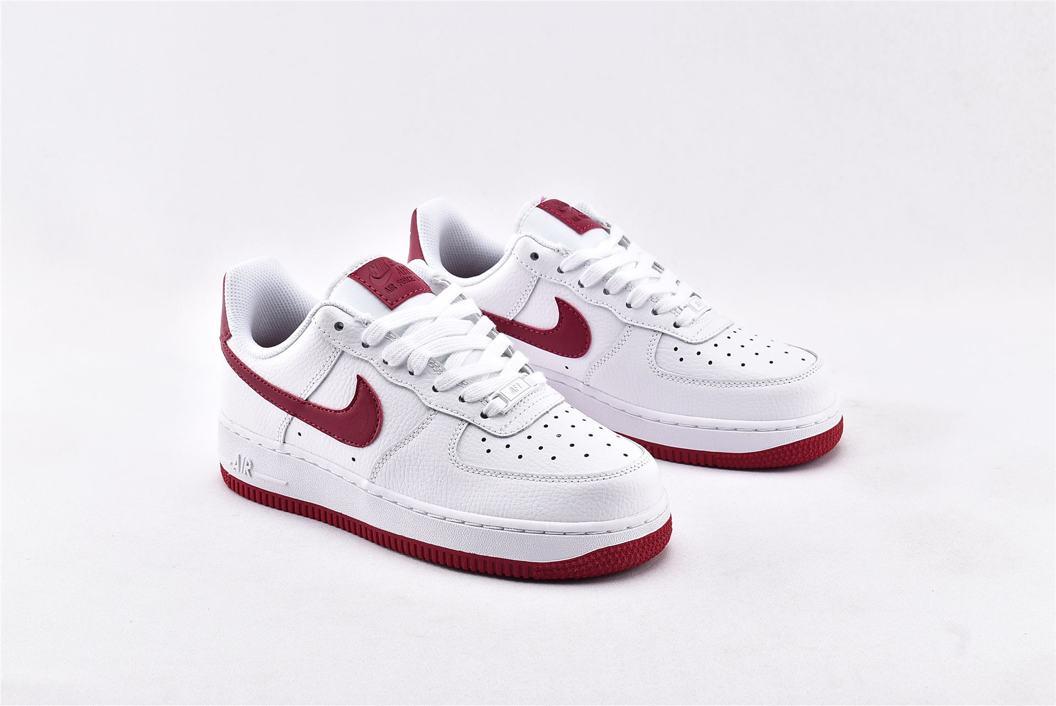 Nike Air Force 1 Low White Wild Cherry W 2