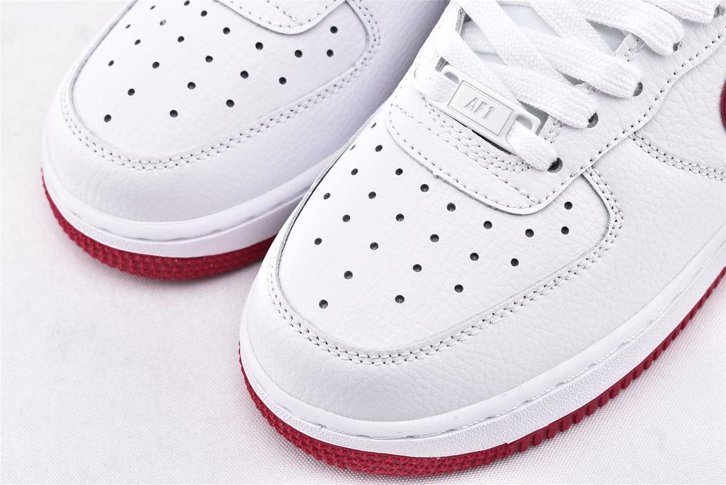 Nike Air Force 1 Low White Wild Cherry W 3