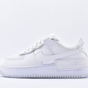 Nike Air Force 1 Shadow Triple White W 1