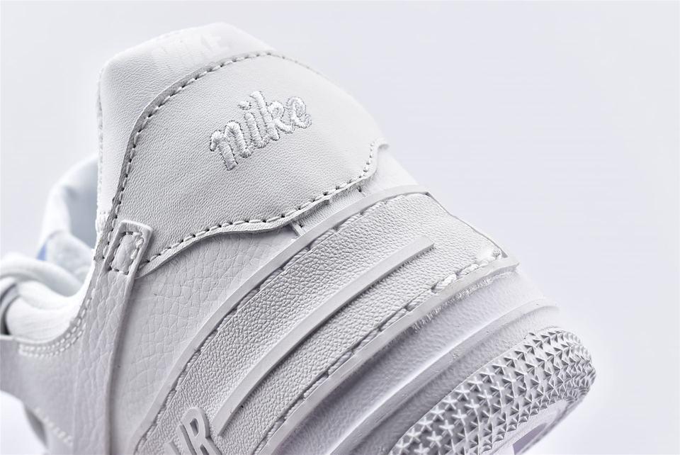 Nike Air Force 1 Shadow Triple White W 13