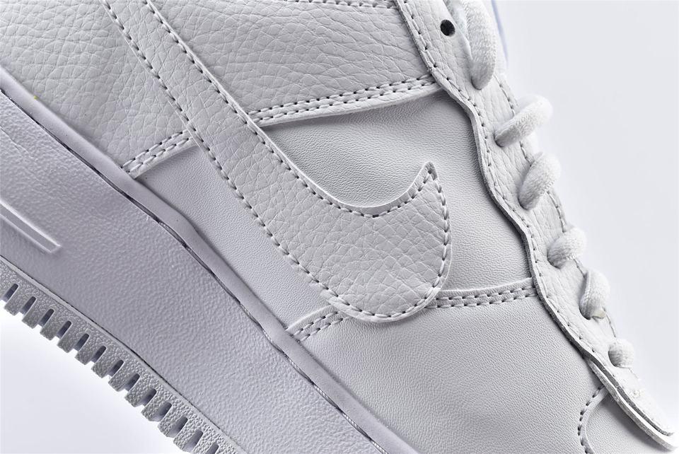 Nike Air Force 1 Shadow Triple White W 14