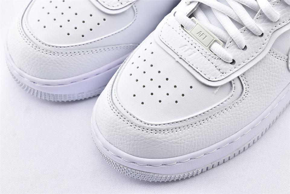 Nike Air Force 1 Shadow Triple White W 3