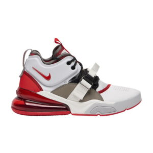 Nike Air Force 270 White University Red
